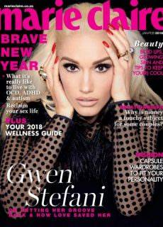 Marie Claire South Africa — January 2018