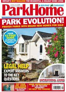 Park Home & Holiday Caravan — January 2018