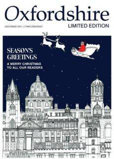 Oxfordshire Limited Edition – December 2017