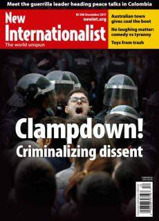 New Internationalist — December 2017