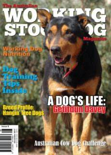 Australian Working Stock Dog Magazine — December 2017