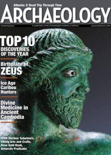 Archaeology Magazine — January-February 2018