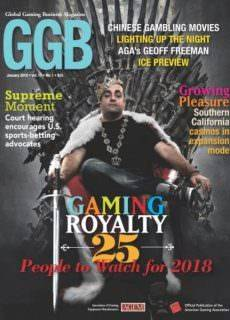 Global Gaming Business — January 2018