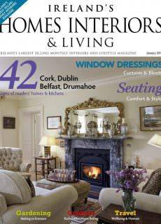 Ireland's Homes Interiors & Living — February 2018