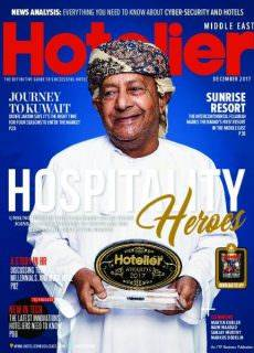 Hotelier Middle East – December 2017