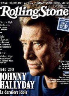 Rolling Stone France – janvier 2018