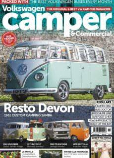Volkswagen Camper and Commercial — December 2017