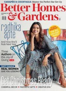 Better Homes & Gardens India — January 2018