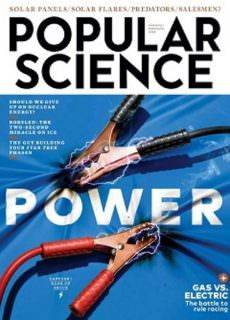 Popular Science USA — January-February 2018