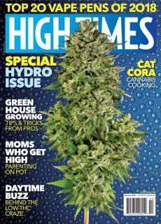 High Times — February 2018