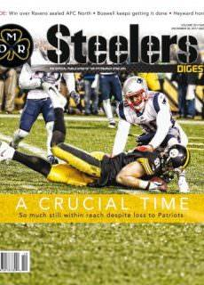 Steelers Digest — December 30, 2017