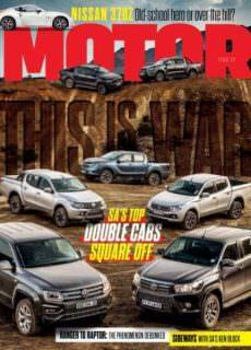Motor South Africa — January 2018