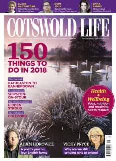 Cotswold Life — January 2018