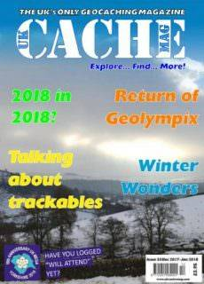 UK Cache Mag — December 2017 — January 2018