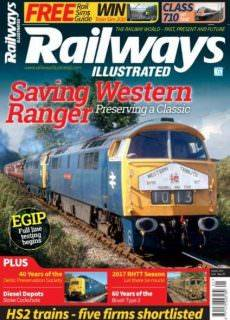 Railways Illustrated — January 2018