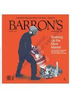 Barron's Magazine (12 — 18 — 2017)