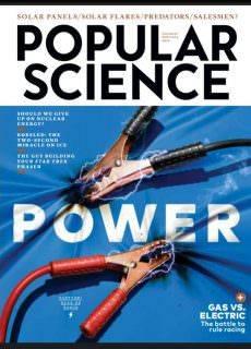 Popular Science – February 2018 USA