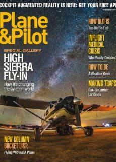 Plane & Pilot — January 2018