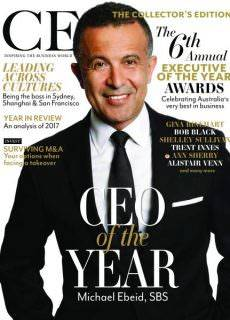 The CEO Magazine Australia & New Zealand — December 2017
