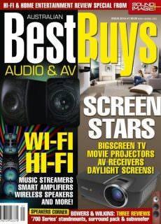 Best Buys – Audio & AV — January 2018