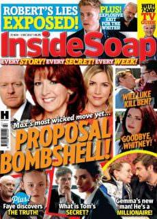Inside Soap UK — 25 November 2017