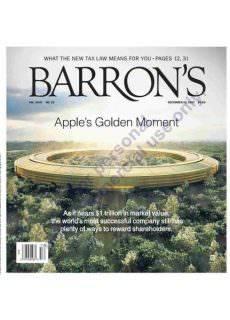 Barron's Magazine (12 — 25 — 2017)