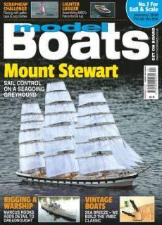Model Boats — January 2018