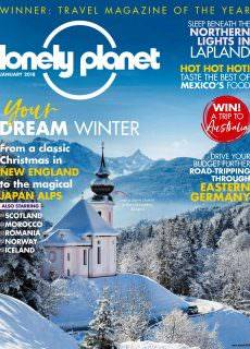 Lonely Planet Traveller UK – January 2018