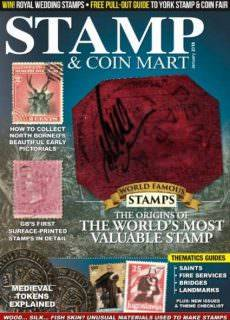 Stamp & Coin Mart — January 2018