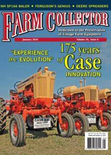Farm Collector — January 01, 2018