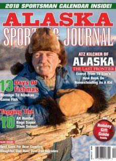 Alaska Sporting Journal — December 2017