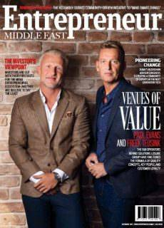 Entrepreneur Middle East — December 2017