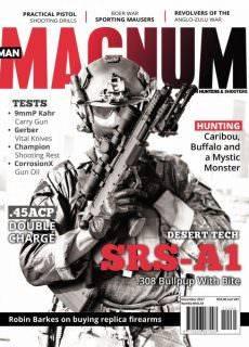 Man Magnum — December 2017