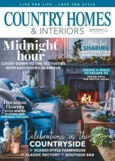 Country Homes & Interiors — January 2018