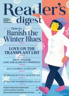 Reader's Digest Canada — January 2018