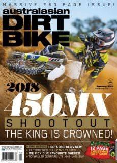 Australasian Dirt Bike — January 2018