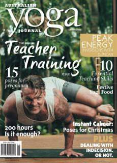 Australian Yoga Journal — January 2018
