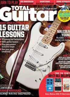 Total Guitar — January 2018