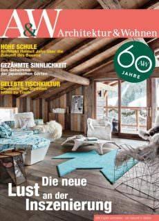 A&W Architektur & Wohnen — Dezember 01, 2017