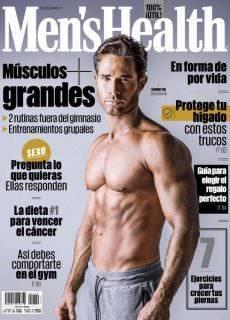 Men's Health en Español — noviembre 2017