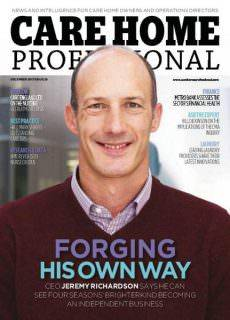 Care Home Professional – December 2017