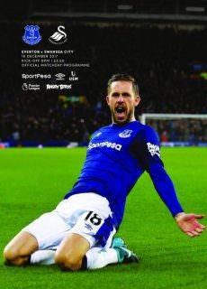 Everton Programmes — 16 December 2017