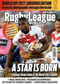 Rugby League World — January 2018