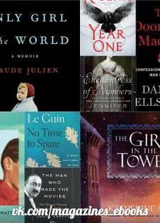 Best Books of the Month – December 2017 10 Books