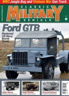 Classic Military Vehicle — February 2018
