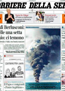 Corriere della Sera – 15.01.2018