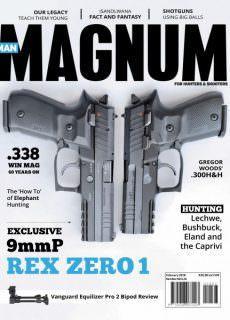Man Magnum — February 2018
