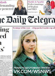The Daily Telegraph – 11.01.2018