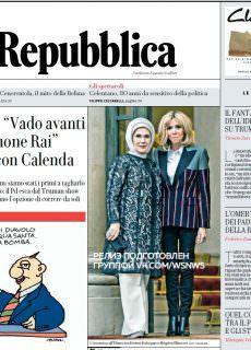 la Repubblica – 06.01.2018