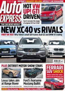 Auto Express — 24 January 2018